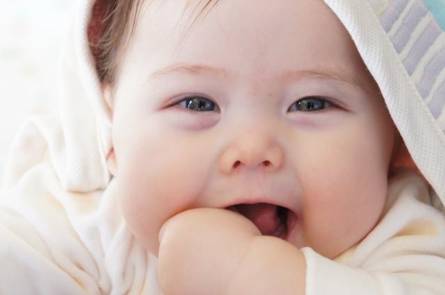 赤ちゃんの命と水ストック